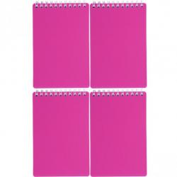 Блокнот COLOR-IT Minibook А6 в клетку 60 листов