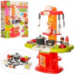 Игровой набор кухня детская Limo Toy Кухня маленькой хозяйки, 16808