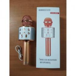 Микрофон караоке, WS-858