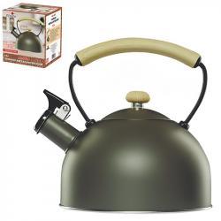 Чайник металлический Stenson с одинарным дном 2,5л, MH-3527