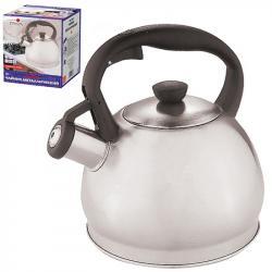 Чайник металлический Stenson с одинарным дном 2л, MH-3529