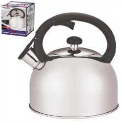 Чайник металлический Stenson с одинарным дном 2л, MH-3530