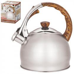 Чайник металлический Stenson с одинарным дном 2л, MH-3532