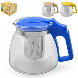 Чайник-заварник Stenson стеклянный 1л, 271-S