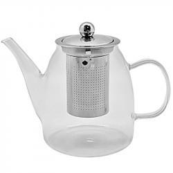 Чайник-заварник Stenson стеклянный 800 мл, R29529