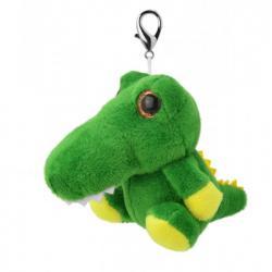 Игрушка мягконабивная Wild Planet Крокодил брелок, K8327