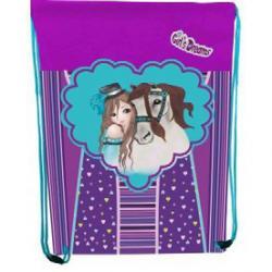 Cумка для обуви  Girl & Horse  CLASS 97105