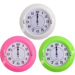 Настенные часы Круг цветной 695