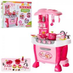 Игровой набор кухня детская Limo Toy Кухня маленькой хозяйки, 008-801