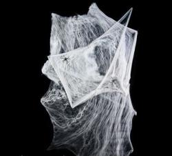 Декор  Белая паутина  на Хэллоуин МА21-768