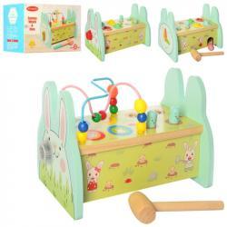 Деревянная игрушка Стучалка, MD 2357