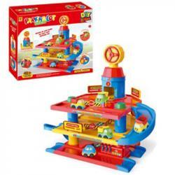 Детский игровой гараж, 866-8