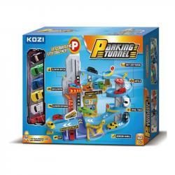 Детский игровой гараж KOZI, QL905