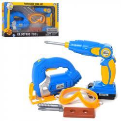 Детский игровой набор инструментов, 7928