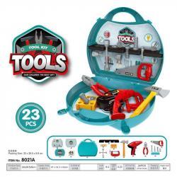 Детский игровой набор инструментов, 8021A