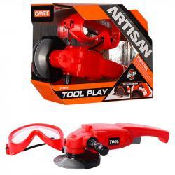 Детский игровой набор инструментов Tool Sеt ARTISAN, KY1068-112B