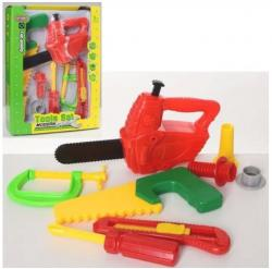 Детский игровой набор инструментов Tools Sеt, 8002-19