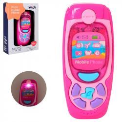 Детский интерактивный телефон Kaichi, К999-72G