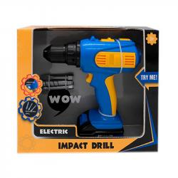 Детский набор инструментов Impact drill, 7935