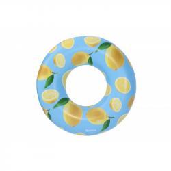Детский надувной круг Bestway Ароматный лимон 119 см., 36229