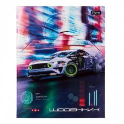 Дневник школьный 1Вересня  Street racing  интегральный 911293