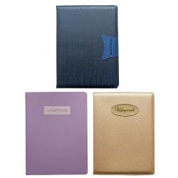 Дневник школьный А5 кожзаменитель Мандарин Ш-9085