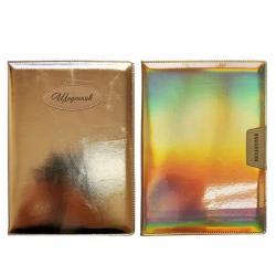 Дневник школьный А5 кожзаменитель Мандарин Ш-9375
