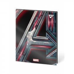 Дневник школьный YES  Marvel.Avengers  интегральный, 911317