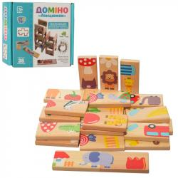 Домино Tree Toys Цепочка, MD 2072