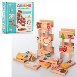 Домино Tree Toys Цепочка, MD 2421