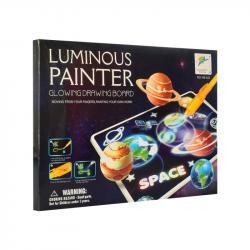 Доска светящаяся для рисования Glow drawing board 168-A22