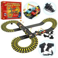 Игровой набор PLAY SMART Параллельные гонки Автотрек на дистанционном управлении, JT 0812