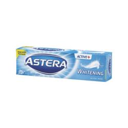 Зубная паста Astera Active + Whitening (Отбеливающая) 100 мл.