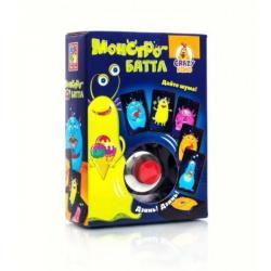 Игра с колокольчиком Монстро-батл, VT8010-04