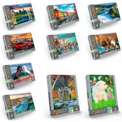 Головоломки Danko Toys 1500 элементов, ДТ-ПЗ-05-47