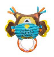 Игрушка для коляски Сова-мудрая голова