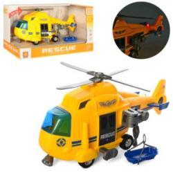 Вертолет инерционный 28см., WY750A