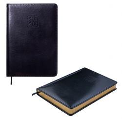 Ежедневник датированный А5 Bravo Soft черный BUROMAX ВМ.2112-01