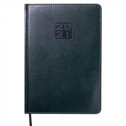 Ежедневник датированный А5 Bravo Soft зелёный BUROMAX ВМ.2112-04