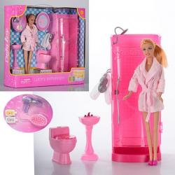 Кукла 29см. (Ванная комната, аксессуары), DEFA, 8215