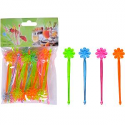 Копья для канапе Цветочек 30 штук 2260-7