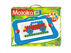 Мозаика 6 Технок (18 мм., 140 деталей, 4 цвета) 3381