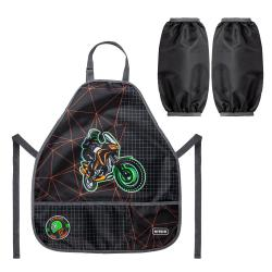 Фартук с нарукавниками  Motocross  KITE, K21-161-10