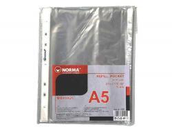 Набор файлов A5 30 мкм Norma N5021