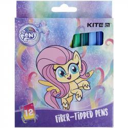 Фломастеры 12 цветов  My Little Pony  Kite, LP21-047