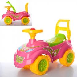 Автомобиль для прогулок Принцесса ТехноК 0793