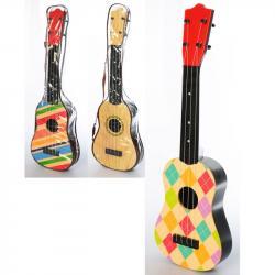 Гитара детская 4 струнная 2508D