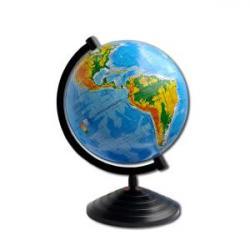 Глобус COLOR-IT D220мм географический украинский