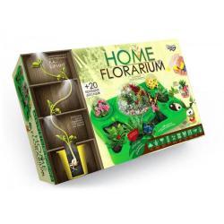 Безопасный образовательный набор для выращивания растений HOME FLORARIUM