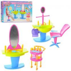 Мебель Салон красоты (кресло, зеркало, умывальник, этажерка, аксессуары), 2919